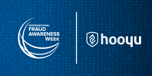 Fraud awareness week and Hooyu